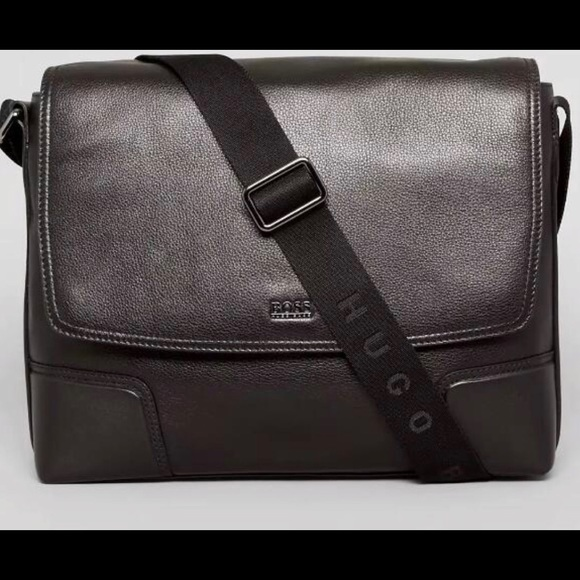 7976718a53e Hugo Boss Bags | Sale Authentic Nwot Leather | Poshmark
